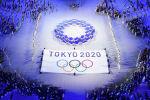 На церемонии открытия Олимпиады в Токио
