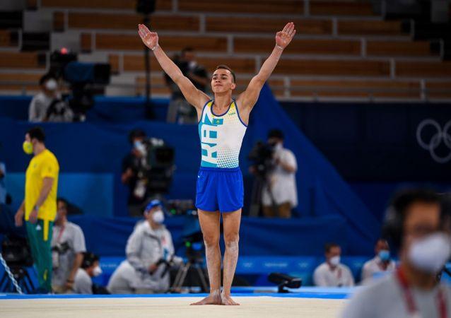 Милад Карими на Олимпиаде