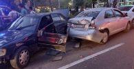 Массовая авария на Абая - Ауэзова