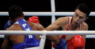 Сакен Бибосынов на Олимпиаде