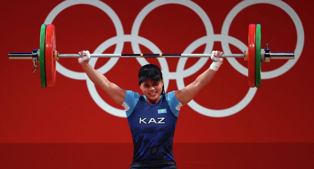Зульфия Чиншанло на Олимпиаде в Токио