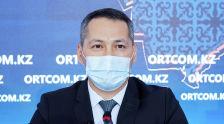 Руководитель департамента кадровой работы агентства по финансовому мониторингу Казахстана Нурлан Адалиев