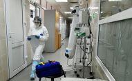Госпиталь для лечения больных Covid-19