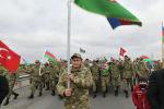 Азербайджанские военные, архивное фото