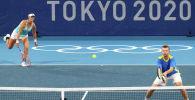 Ярослава Шведова и Андрей Голубев на Олимпиаде