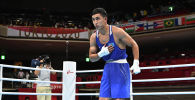 Абильхан Аманкул на Олимпиале