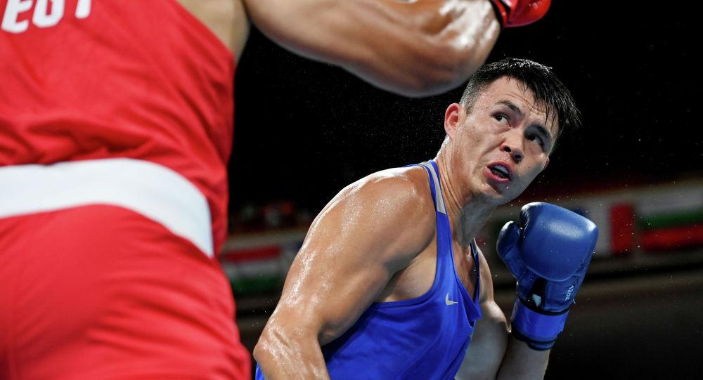Камшыбек Кункабаев на Олимпиаде