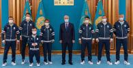 Президент Казахстана Касым-Жомарт Токаев встретился с паралимпийцами