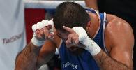 Франция боксшысы Мурад Әлиев