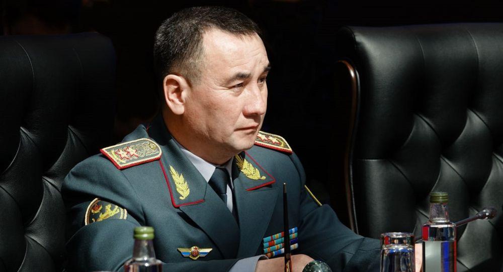 Министр обороны Казахстана Мурат Бектанов