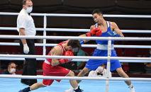 Боксер Сакен Бибосынов на Олимпиаде