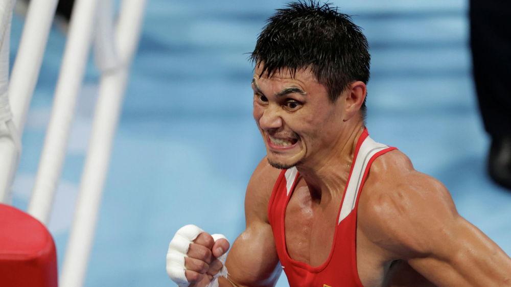 Закир Сафиуллин на Олимпиаде
