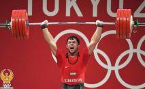 Өзбекстандық ауыр атлетші Ақбар Джураев
