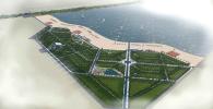 Проект нового курорта в Туркестане