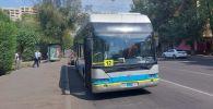 Троллейбус сбил пешехода на перекрестке Гоголя - Байтурсынова