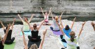 Дыхательная гимнастика, йога