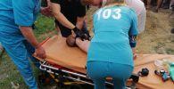 Двухлетний малыш провалился в скважину глубиной 3,5 метра в Костанайской области