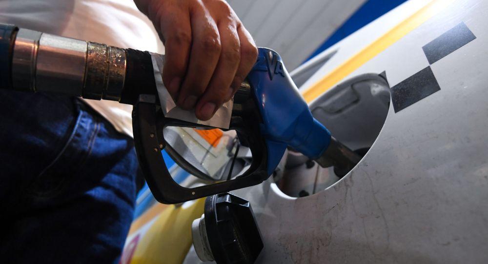 Бензин, көлік