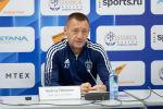 Главный тренер футбольного клуба Астана Андрей Тихонов