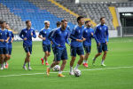 Тренировка ФК Астана