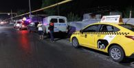 Водитель такси на полном ходу сбил 13-летнего подростка