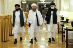 Делегация Талибана на переговорах в Москве