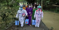 Вакцинация в Индии