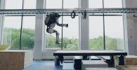 Почти Ямакаси: роботы занимаются паркуром - забавное видео