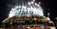 Открытие паралимпийских игр в Токио
