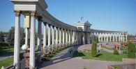 Парк первого президента — крупнейший дендропарк на территории города Алматы, расположенный в Бостандыкском районе, в юго-западной части города