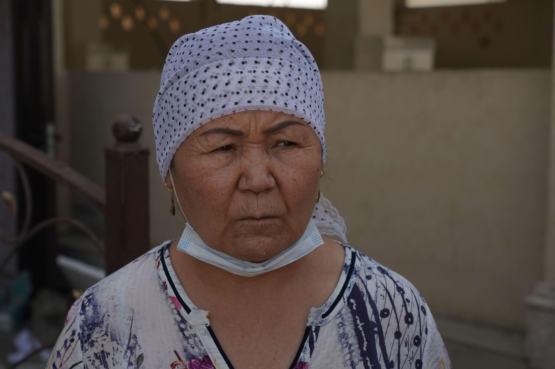 Предпринимательница Ляззат Жабатаева