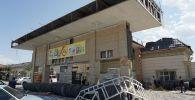 Әскери бөлімдегі жарылыстан кейін, Жамбыл облысындағы нысандар