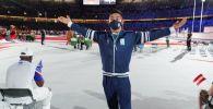 Нурдаулет Жумагали выиграл бронзовую медаль паралимпиады в Токио