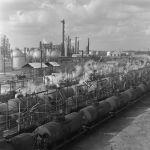 Нефть поступает на АНПЗ