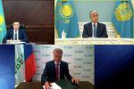 Россия поможет Казахстану в полной цифровой перезагрузке - Токаев