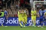 Матч Босния и Герцеговина - Казахстан - Исламбек Куат празднует свой первый гол