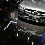 Mercedes Maybach S 680 4Matic появится в преддверии Мюнхенского автосалона IAA Mobility 2021 в Мюнхене, Германия, 6 сентября 2021 года. REUTERS / Michaela Rehle