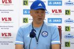 Главный тренер сборной Казахстана по футболу Талгат Байсуфинов
