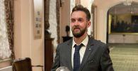 Союз журналистов России присудил премию Солидарность главреду Baltnews Андрею Старикову