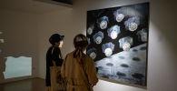 Пельмени держат дистанцию - экспонат выставки Дорога в космос
