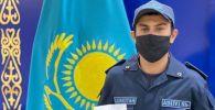 Глава МВД наградил гвардейца за спасение трехлетней девочки
