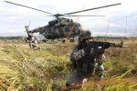 Казахстанские военные на учениях Запад-2021 освободили населенный пункт от противника