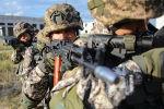Десантники из России и Казахстана отработали совместные штурмовые действия, учения Запад-2021
