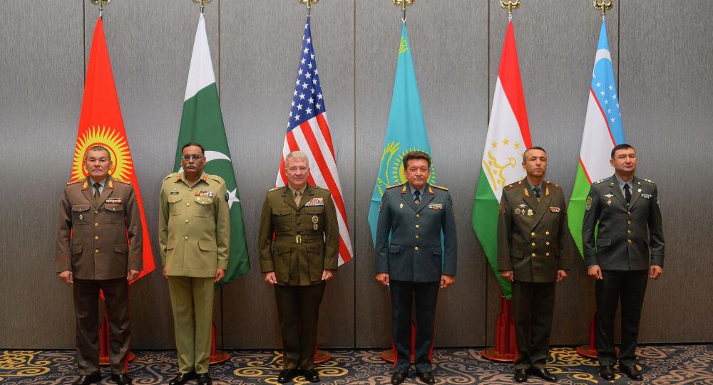 Орталық және Оңтүстік Азия елдері бас штабтарының бастықтары өңірдегі қауіпсіздік мәселелерін талқылады