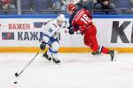 Барыс одержал волевую разгромную победу над ЦСКА