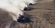 В Казахстане отмечают День танкиста