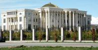 Дворец Нации в Душанбе