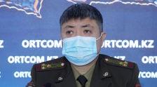 Начальник управления комитета противопожарной службы МЧС Ерлан Турегелдиев