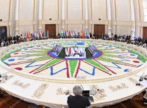 Душанбедегі Шанхай ынтымақтастық ұйымының саммиті