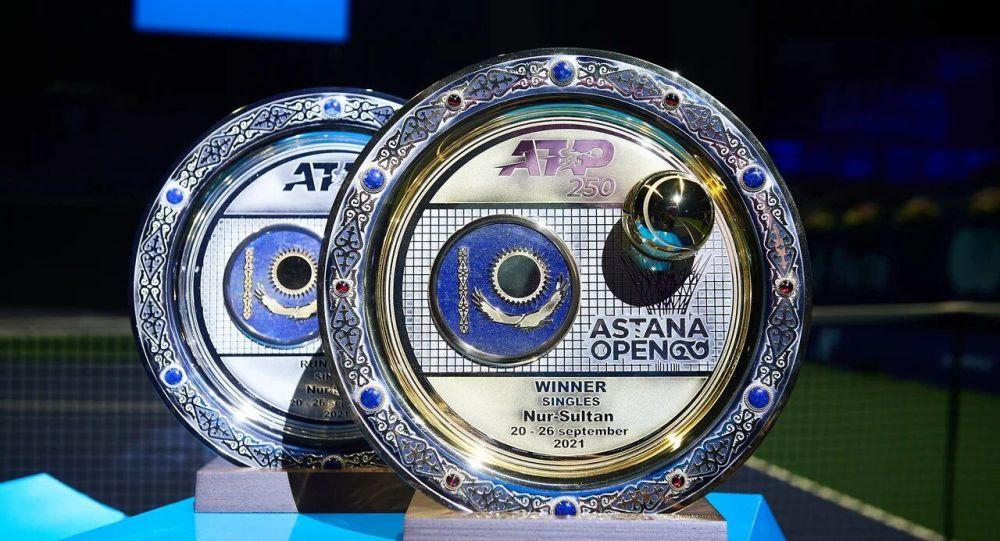 Приз для победителя Astana open